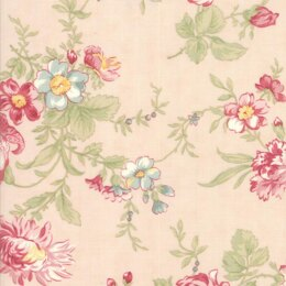 Moda Fabrics 3 Sisters Poetry Cut to Length - Blush 1