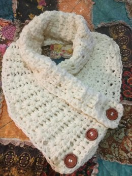 DD Cowl Neck Warmer