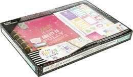Me & My Big Ideas Happy Planner 12-Month Undated Medium Planner Box Kit - Budget Wealth