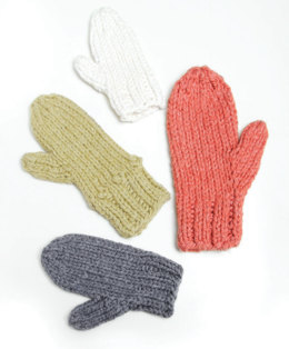 Outsider Mittens in Spud & Chloe Outer