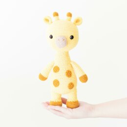 Marian the Lovely Giraffe