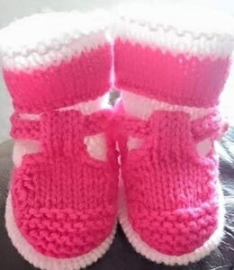 T Bar Shoes and matching Socks Newborn, 0-3mths and 0-6mthsT