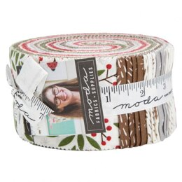 Moda Fabrics Merriment 2.5in Strip Roll