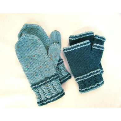 Rails to Trails Mitts