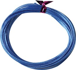 Dress My Crafts Satin Ribbon Twine 3m - Dark Blue