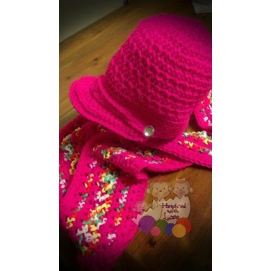 Hatchtastic Cowl and Hat