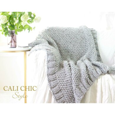 Winchester Knit Throw Blanket #603