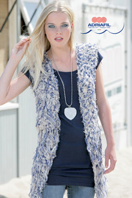 Theodora Cardigan in Adriafil Gala - Downloadable PDF