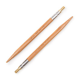 "HiyaHiya Bamboo Interchangeable Needle Tips 12cm (5"")"