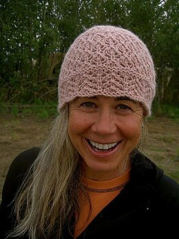 Soft Lace Chemo Hat