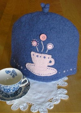 Felted Woolly 6-Cup Tea Cozy
