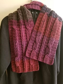 Sweet Autumn Straight Scarf