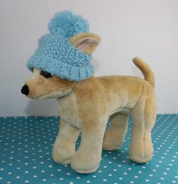 FREE Dog Bobble Beanie FREE