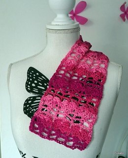 From the Heart Shawl