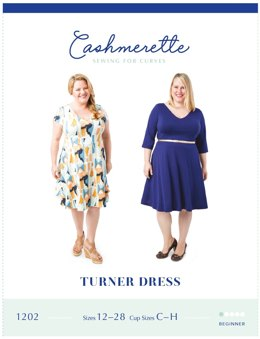 Cashmerette Turner Dress 1202 - Sewing Pattern
