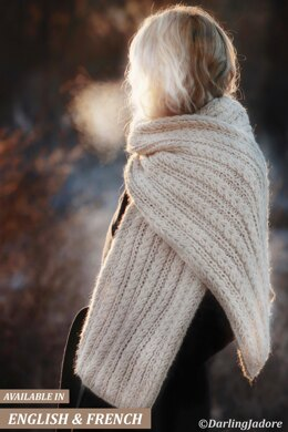 The Windchill Scarf  (French)