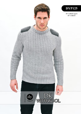 Sweater in DY Choice DK With Wool - DYP125