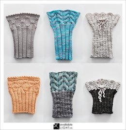 Boot Cuffs: Times Three Toppers