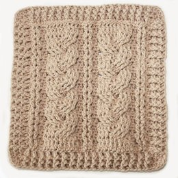 Cable Sampler Dishcloths