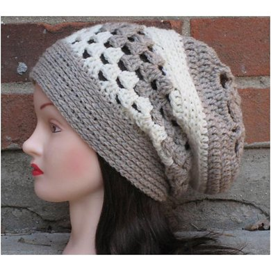 Whisper Slouchy Hat