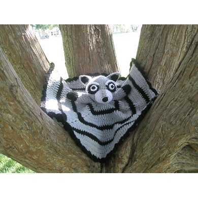 Raccoon Lovey / Security Blanket