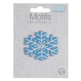 Trimits Motif: Christmas: Snowflake
