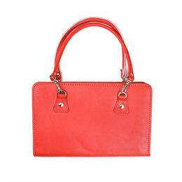 KnitPro Faux Leather Accessories Bag