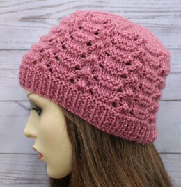 c37f72caf3f Knitting pattern ladies hat UK   USA Terms  462