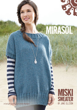 Sweater in Mirasol Miski
