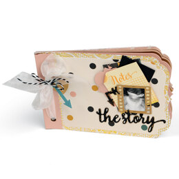 Sizzix Thinlits Dies By Lori Whitlock 15/Pkg - Essential Mini Album