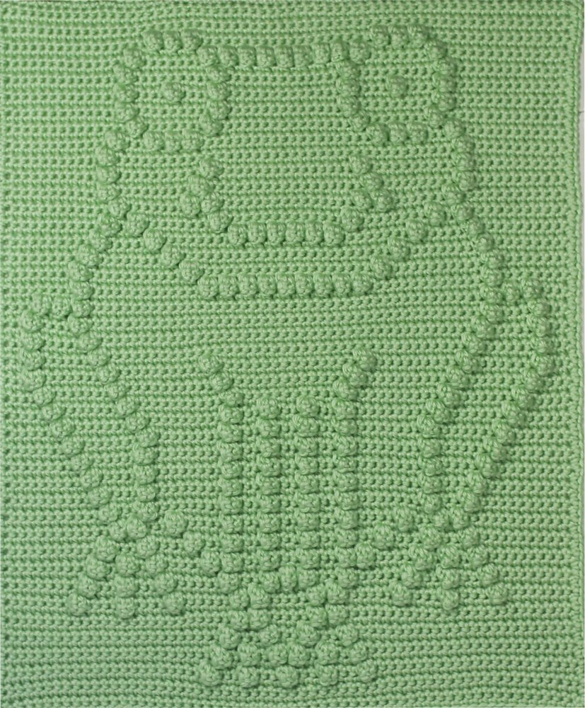 frog baby security blanket crochet pattern by the baby crow crochet patterns lovecrochet. Black Bedroom Furniture Sets. Home Design Ideas