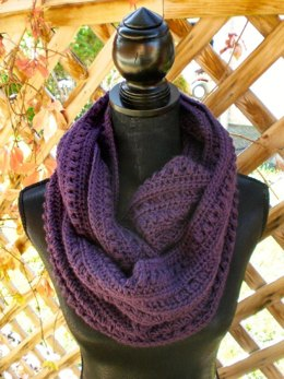 American Ginger Infinity Scarf