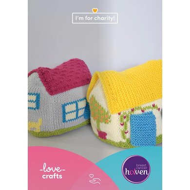 Home Sweet Home Tea Cosy by Amanda Berry