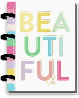 Me & My Big Ideas Happy Planner Micro Memo Book W/60 Sheets - Life Is A Party Graph