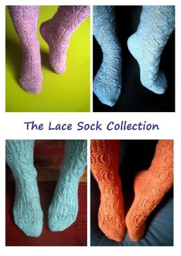 The Lace Sock Collection E-Book