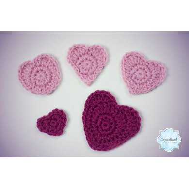 5 of Hearts Pattern Pack