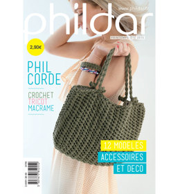 Phildar Mini Catalogue Spring/Summer 2015 Issue 591