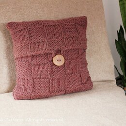 Rouille pillow cover