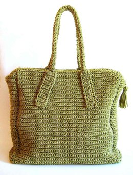 Carryall bag pattern