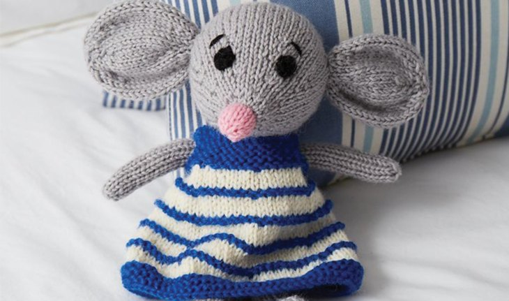 Melody the French Mouse by Cilla Webb