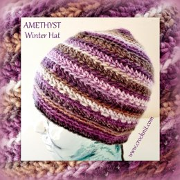 AMETHYST Winter Hat
