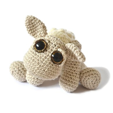 Amigurumi Sheep - Ethel