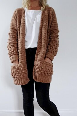 Rainfall Cardigan