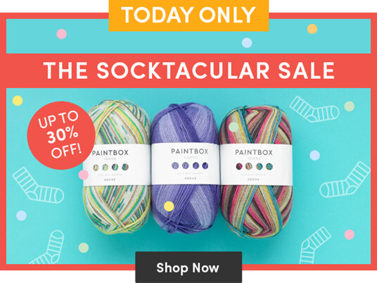 The SOCKtacular sale - up to 30 percent off!