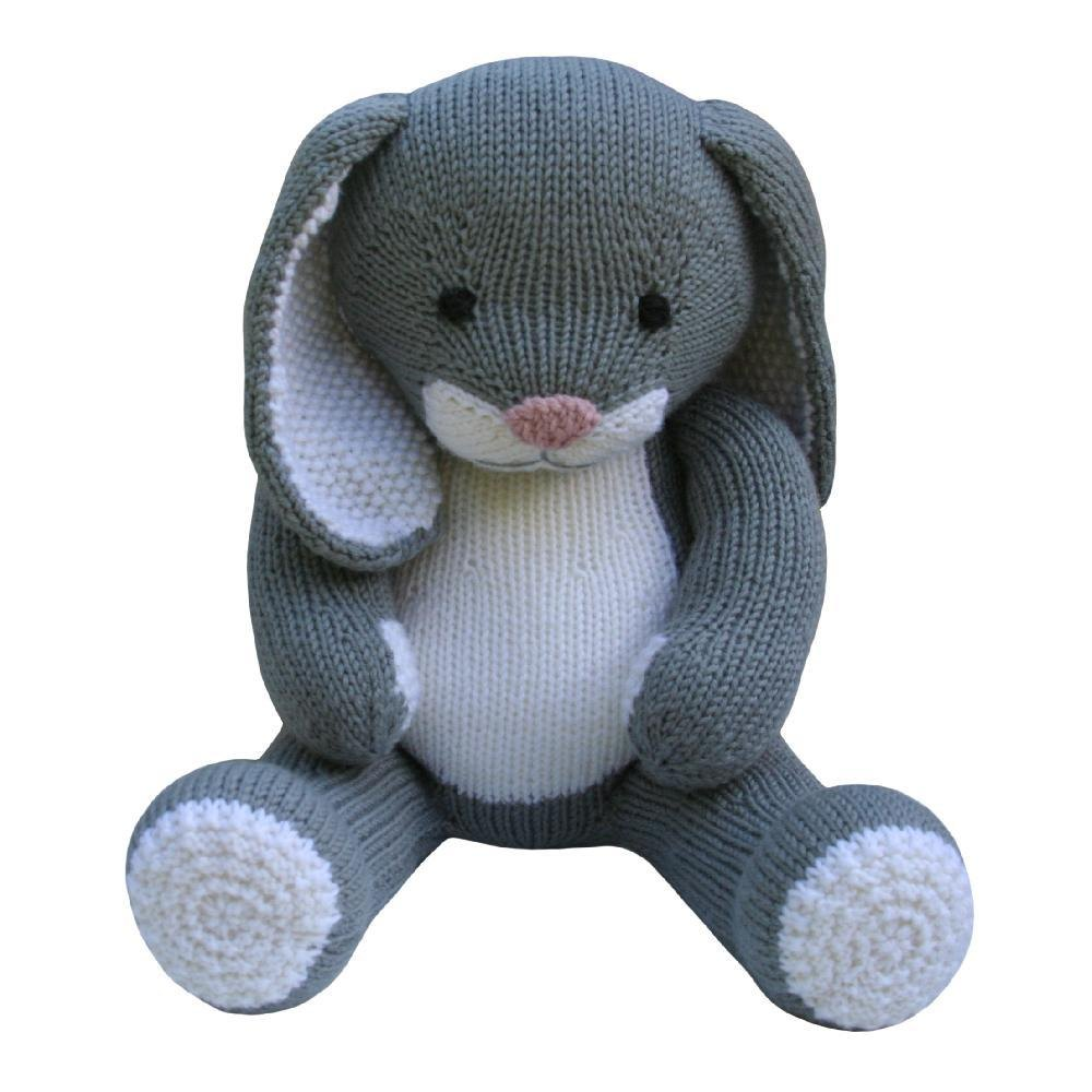 Knitted Teddy Pattern Free : Bunny (Knit a Teddy) Knitting pattern by Knitables