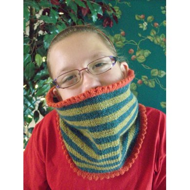 Kenzie Cowl and Mitts