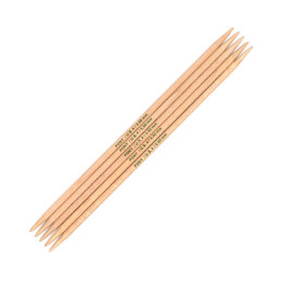Pony Sml Maple DP Needle Set of 7 Pairs - 45421
