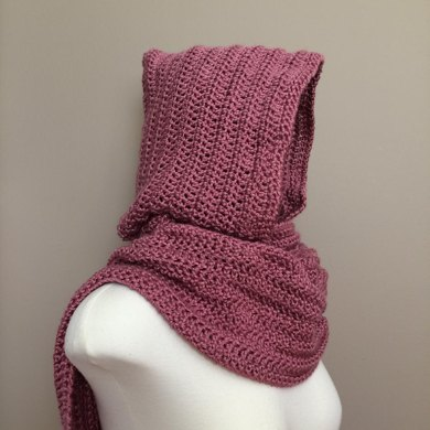 Riding Mountain Hooded Scarf