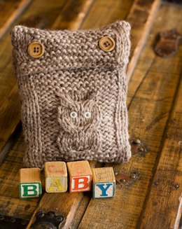 Owl Diaper And Wipe Case