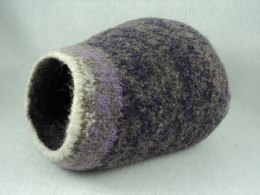 Kitty Pod * Cat Cave Felted Knit Pattern